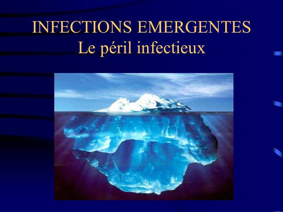 Maladies présumées infectieuses découverte de l agent responsable