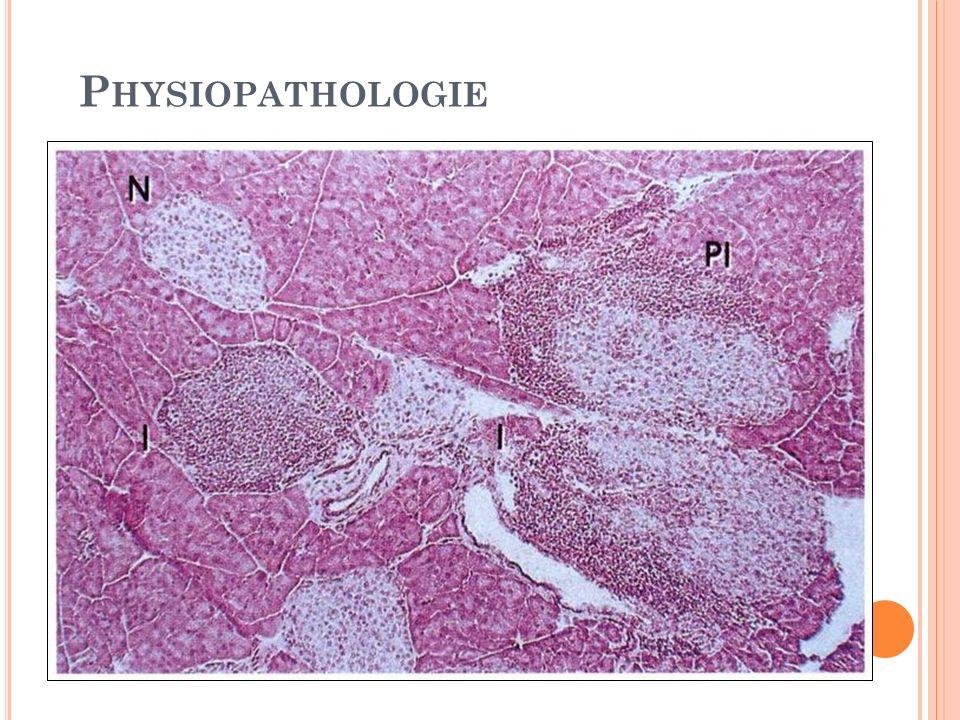 P HYSIOPATHOLOGIE