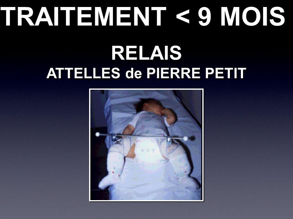 TRAITEMENT < 9 MOIS RELAIS ATTELLES de PIERRE PETIT RELAIS