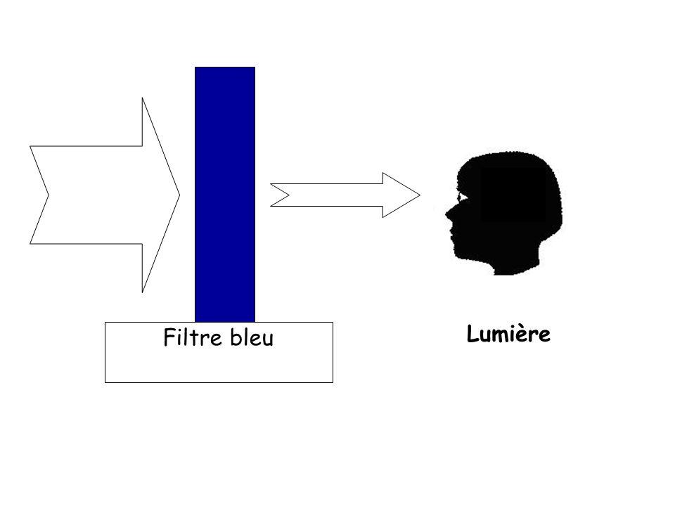 Filtre bleu Lumière