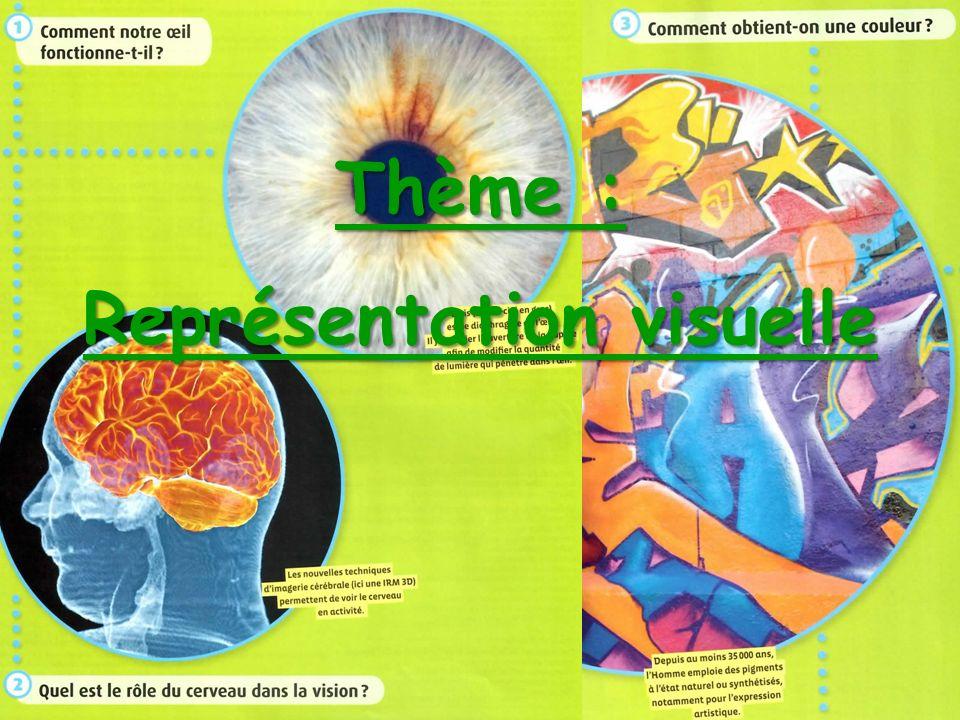 Thème : Représentation visuelle
