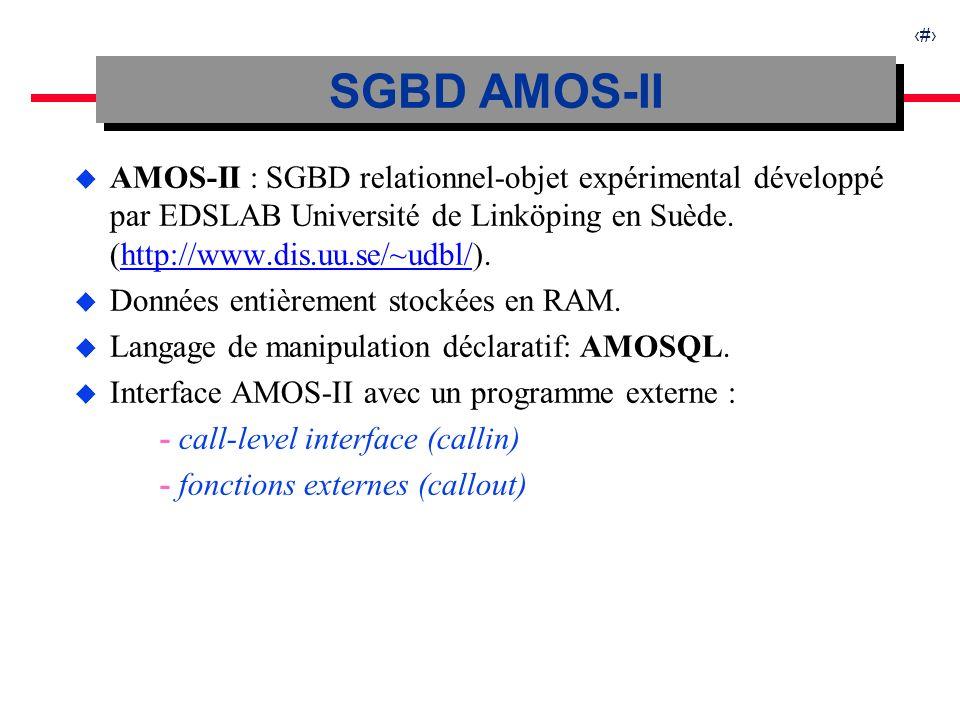 7 u SGBD relationnel-objet dIBM.« DB2 Universal Database ».