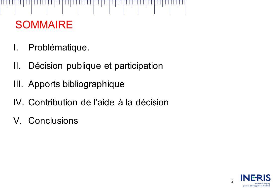 1 Exemple dune proposition daide à la décision en contexte public.