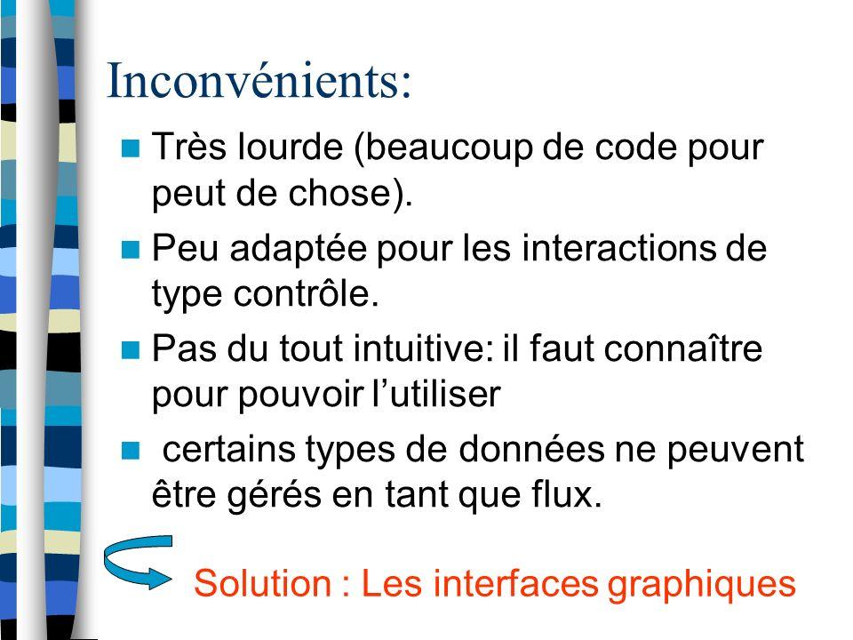 Solution: Créer un objet Jframe Mettre à jours le gestionnaire de placement (GridLayout(2,1)).