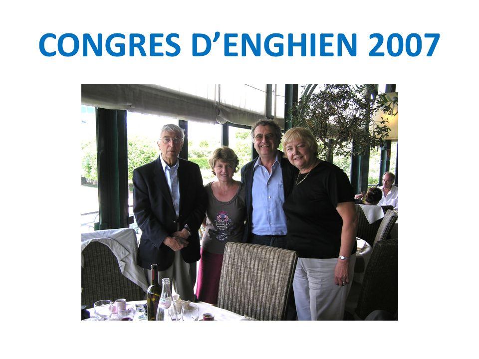 CONGRES DENGHIEN 2007
