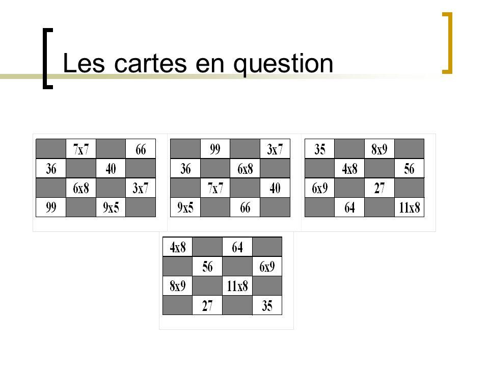 Ce quon peut retenir du loto Le calcul a été mémorisé, il est automatisé.