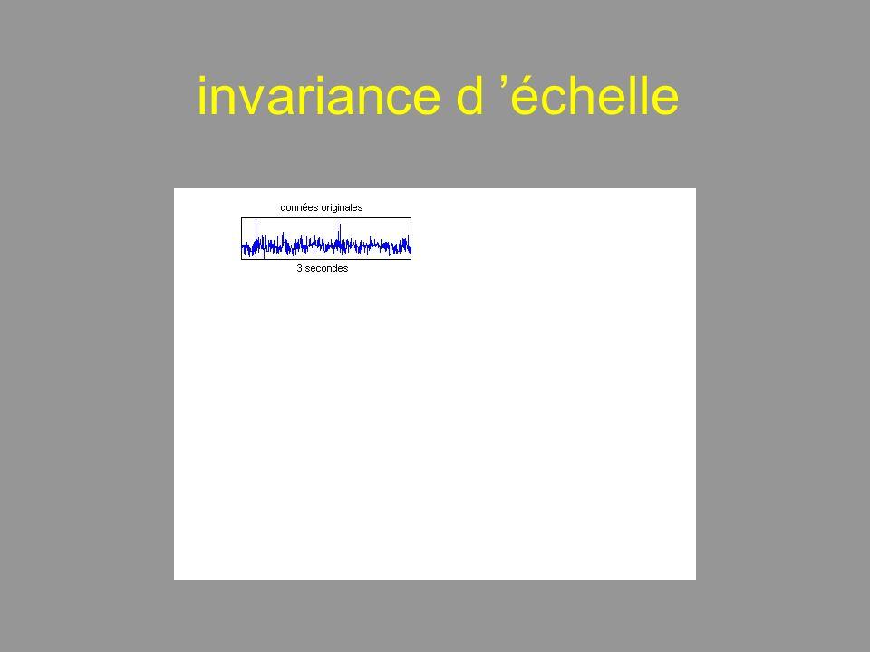 invariance d échelle