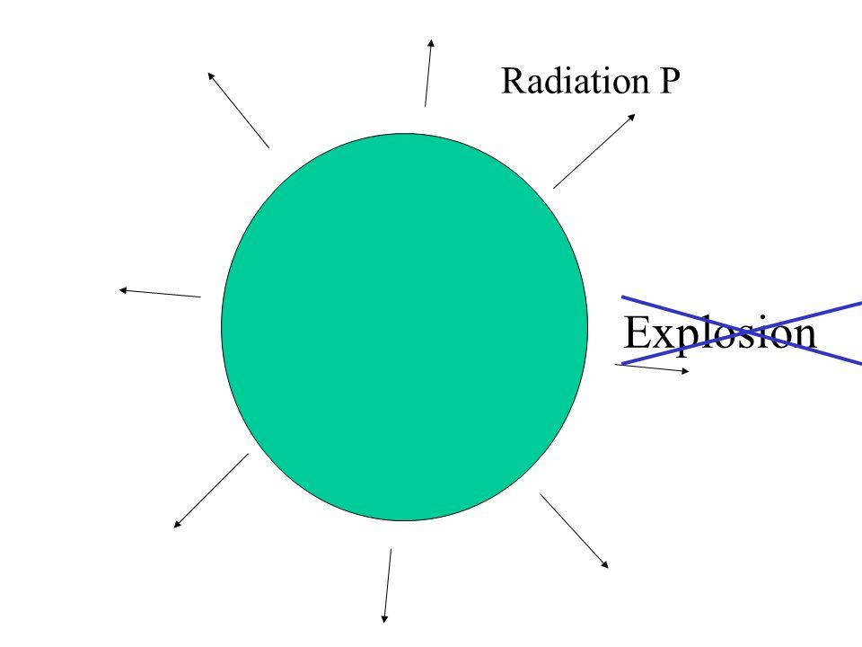 Explosion Radiation P