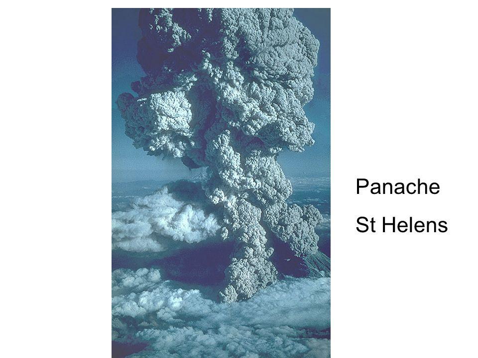 Pour les jets volcaniques une complexité supplémentaire : les fragments (la charge) sont aussi la source de chaleur Le système est non linéaire...