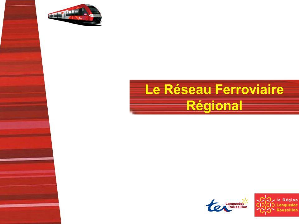 Le Réseau Ferroviaire Régional