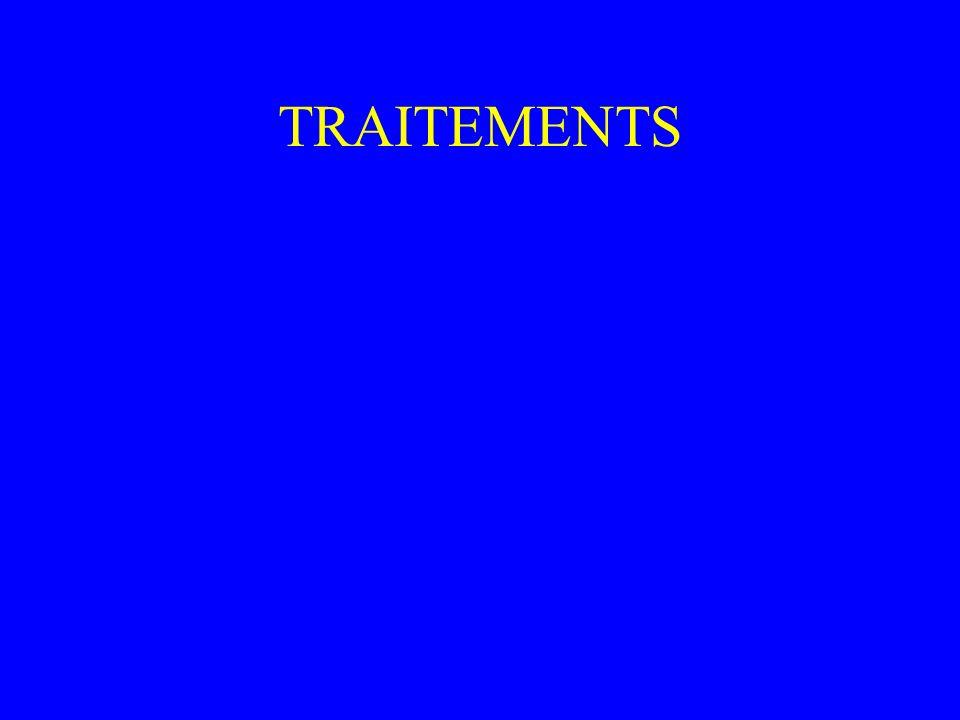 TRAITEMENTS