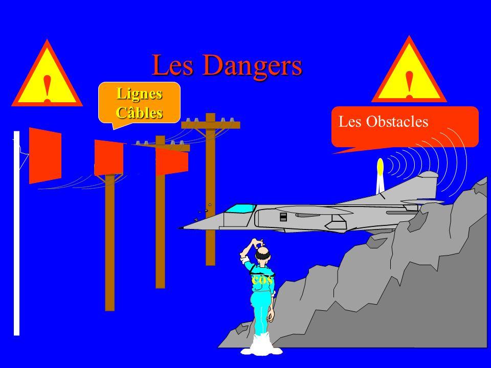 Les Dangers Les Obstacles ! ! LignesCâbles cos