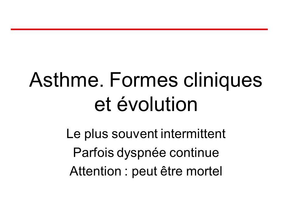 Le programme d actions, de prévention et de prise en charge de l asthme. Janvier 2002 3- Développer léducation thérapeutique 4- Mieux prendre en charg