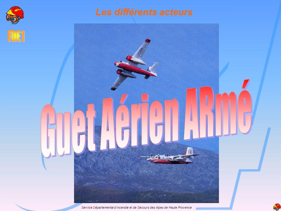Service Départemental dIncendie et de Secours des Alpes de Haute Provence Les différents acteurs