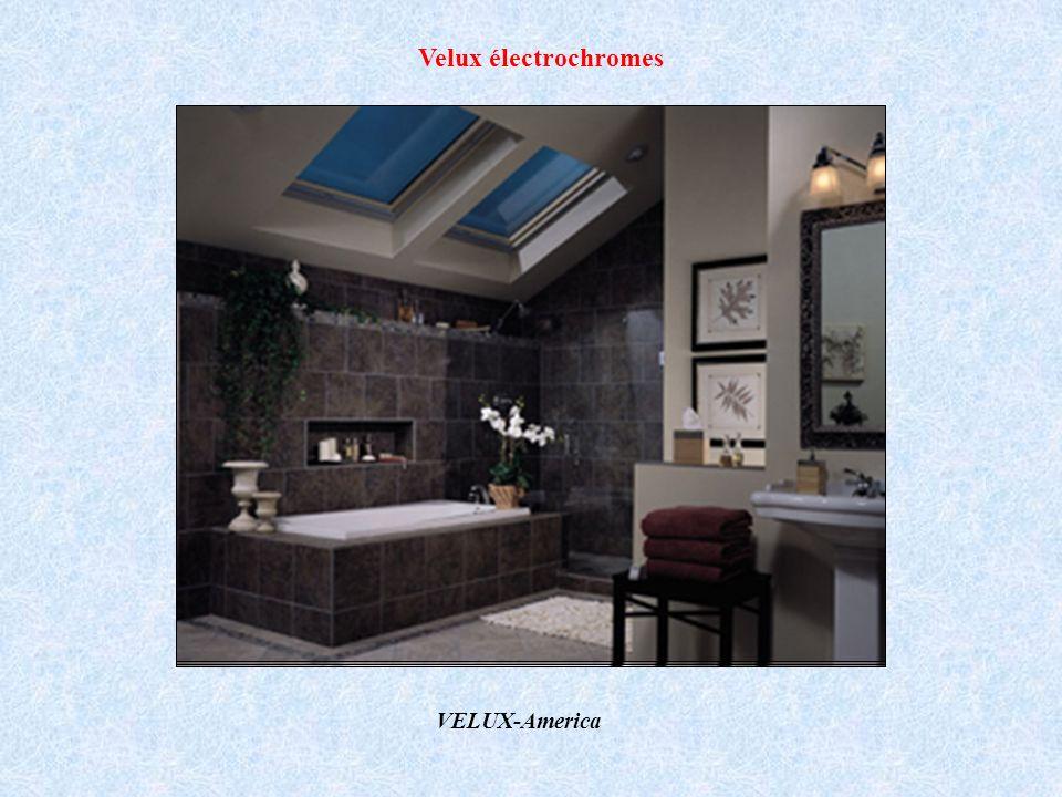 Velux électrochromes VELUX-America