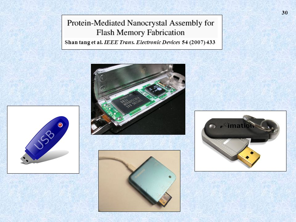 Shan tang et al. IEEE Trans. Electronic Devices 54 (2007) 433 30