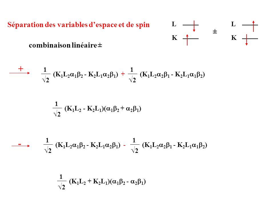 (K 1 L 2 1 2 - K 2 L 1 2 1 ) + 1 2 (K 1 L 2 2 1 - K 2 L 1 1 2 ) 1 2 (K 1 L 2 1 2 - K 2 L 1 2 1 ) - 1 2 (K 1 L 2 2 1 - K 2 L 1 1 2 ) 1 2 (K 1 L 2 - K 2