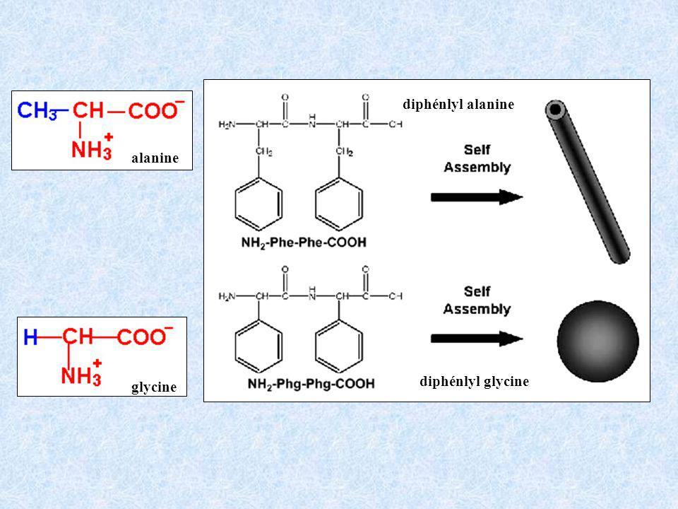 alanine glycine diphénlyl alanine diphénlyl glycine
