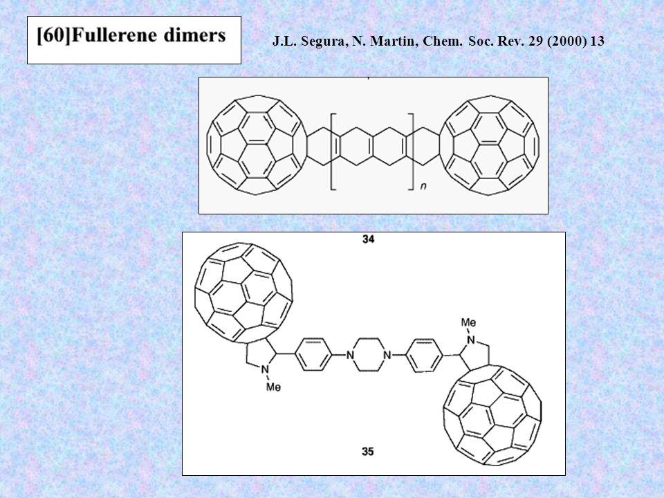 J.L. Segura, N. Martin, Chem. Soc. Rev. 29 (2000) 13