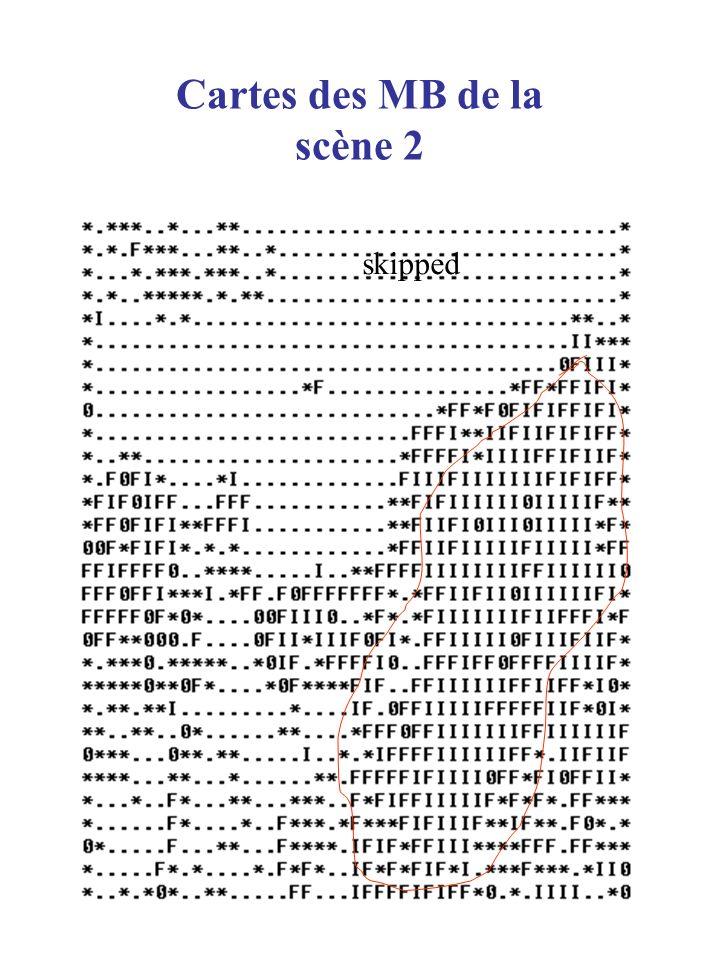 Cartes des MB de la scène 2 skipped