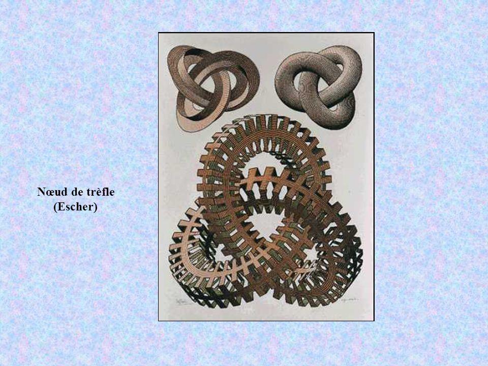 Nœud de trèfle (Escher)