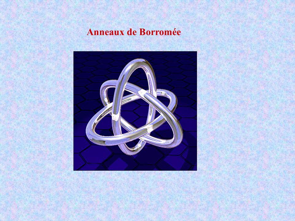 Anneaux de Borromée