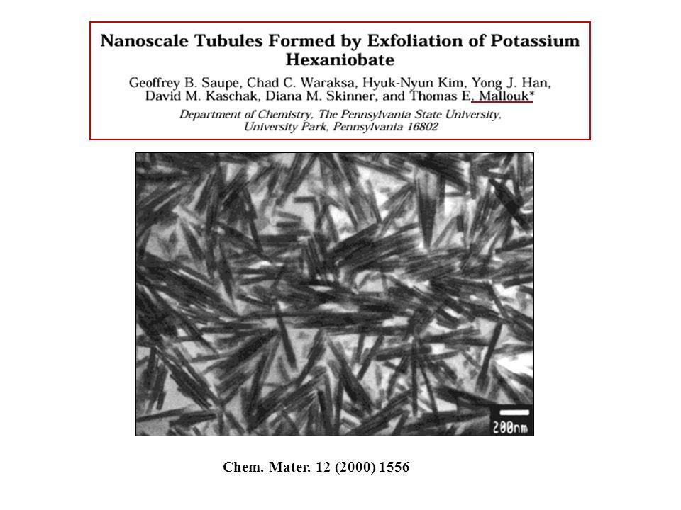 Chem. Mater. 12 (2000) 1556