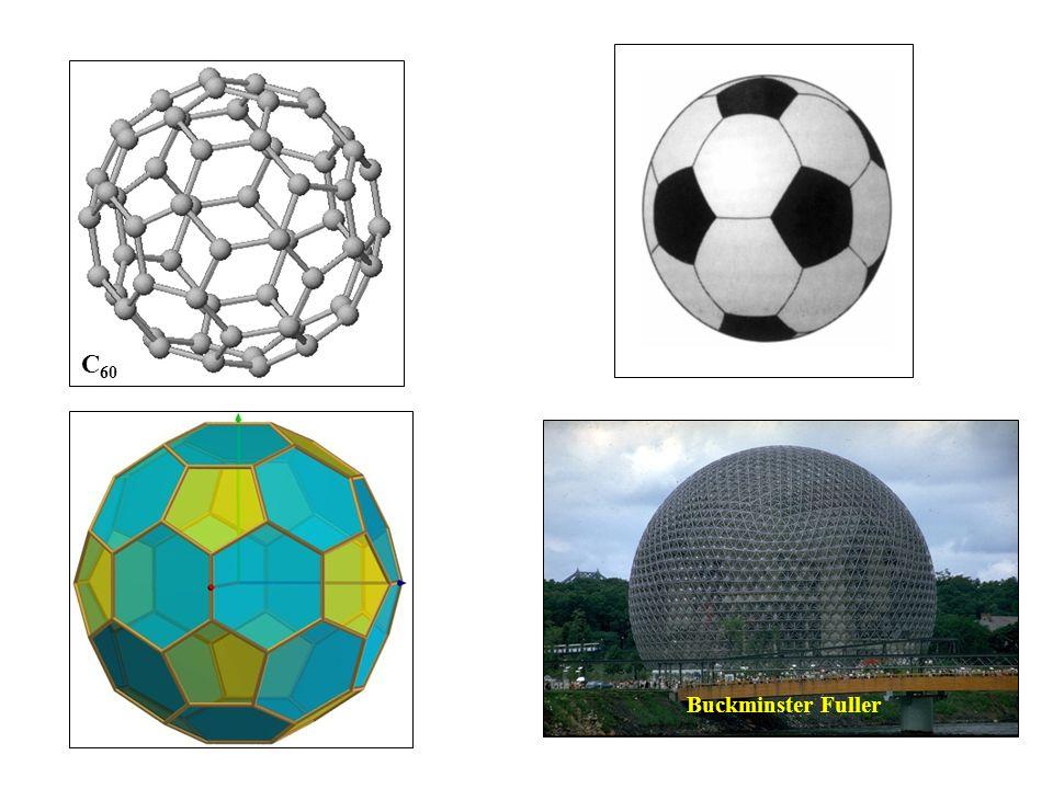 C 60 Buckminster Fuller