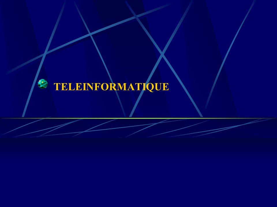 TELEINFORMATIQUE