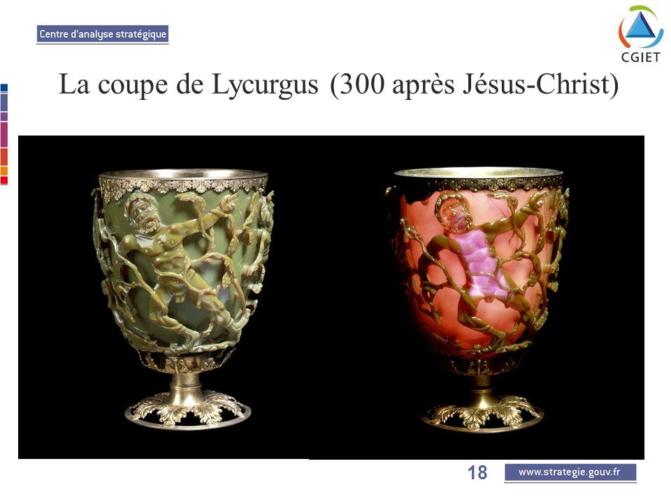 18 La coupe de Lycurgus (300 après Jésus-Christ)