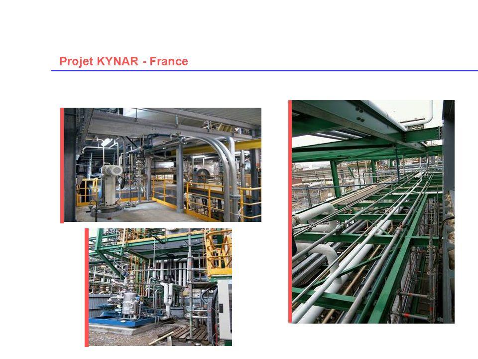 Projet KYNAR - France