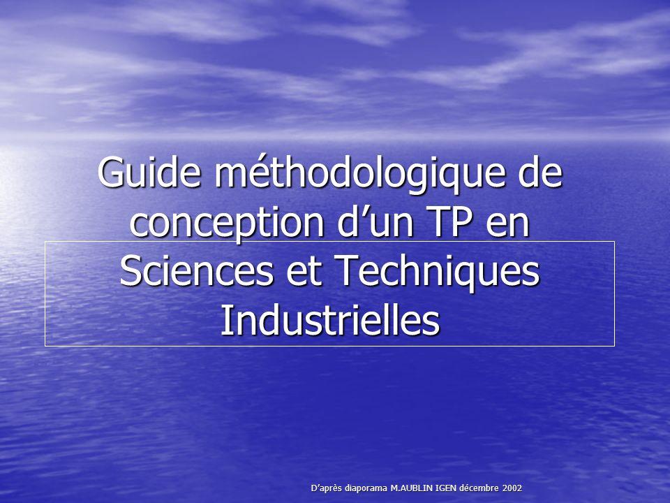 Formalisation des connaissances Aides méthodologiques Base de données ressources Objectif de formation Ouvrage Assistances techniques Référentiel Situation problème Activités de lélève