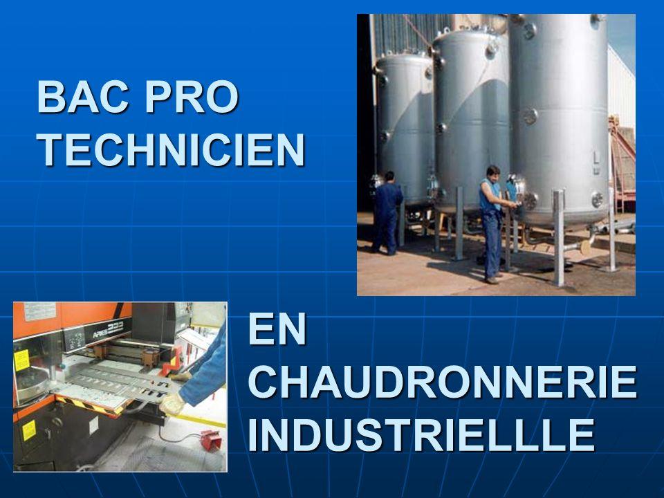 Deuxième situation professionnelle Dans le cadre, il est demandé à un technicien de préparer et réaliser la fabrication.