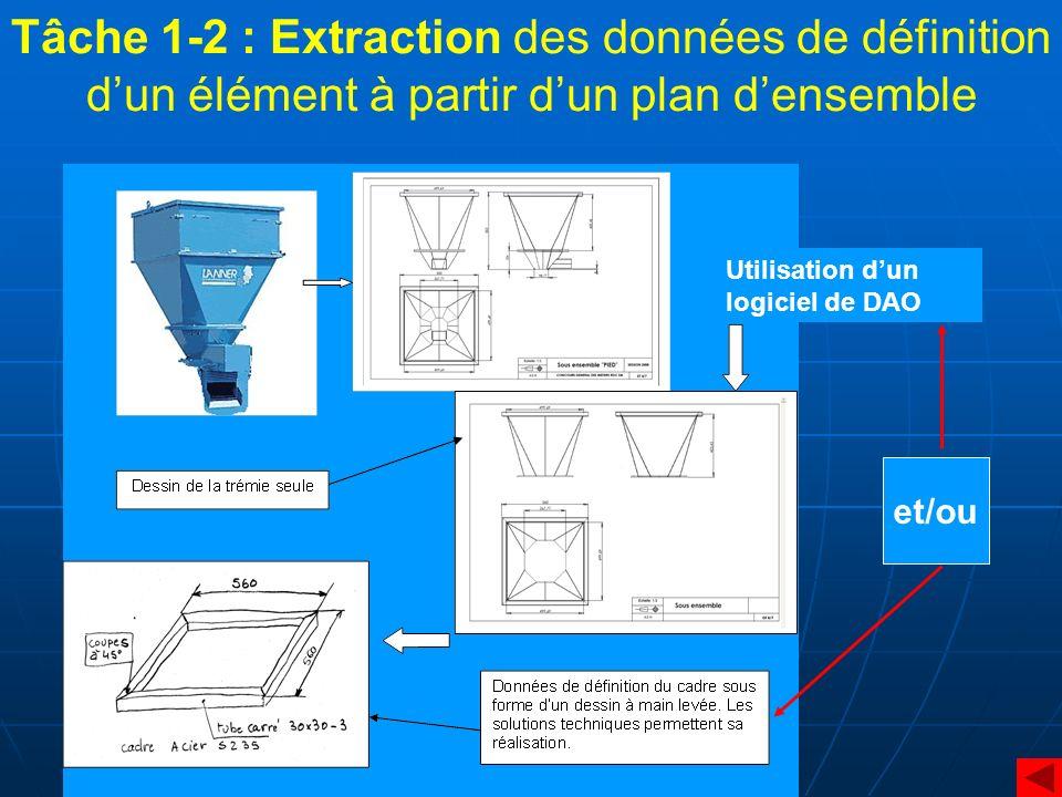 Élaborer un processus de réalisation dun élément dun ouvrage.