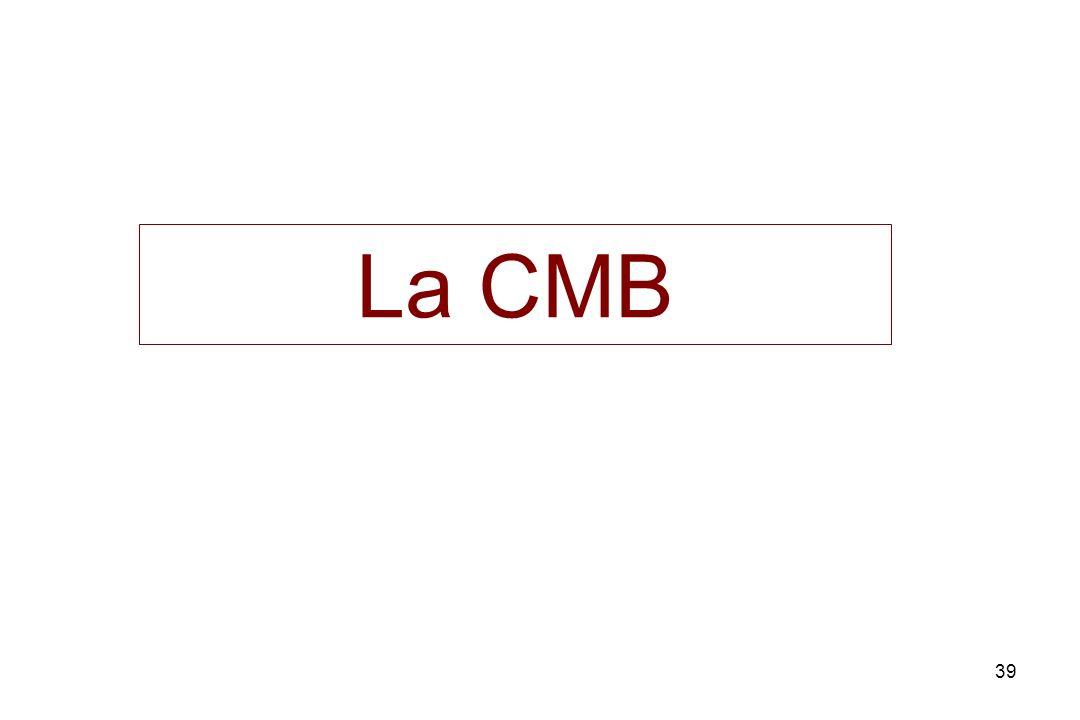 39 La CMB