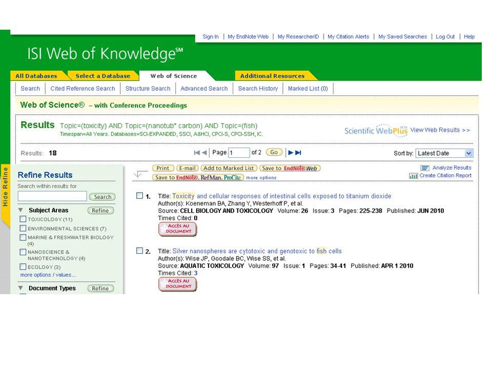 Archives ouvertes Entrepôts thématiques : AGECON http://ageconsearch.umn.edu/ Entrepôts institutionnels Norme dans les pays anglo-saxons et dEurope du Nord http://hal.archives-ouvertes.fr/ http://oatao.univ-toulouse.fr/ http://infoscience.epfl.ch/ Moissonneurs et répertoires http://www.driver-repository.eu/ http://www.opendoar.org/