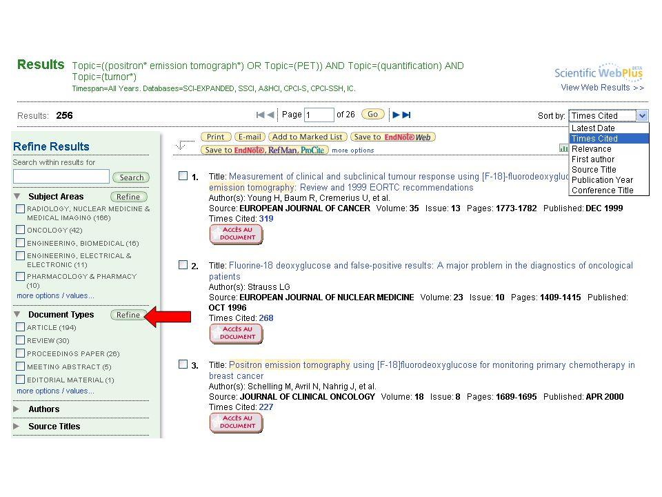 RangNb citations Somme citations Rang 2 120 1 218384 314529 496116 556525 636836 727049 827264 917381 Indice H Indice G