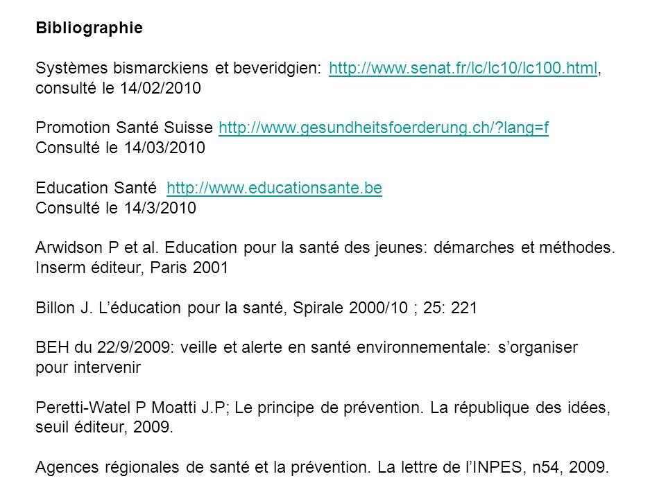 Bibliographie Systèmes bismarckiens et beveridgien: http://www.senat.fr/lc/lc10/lc100.html,http://www.senat.fr/lc/lc10/lc100.html consulté le 14/02/20