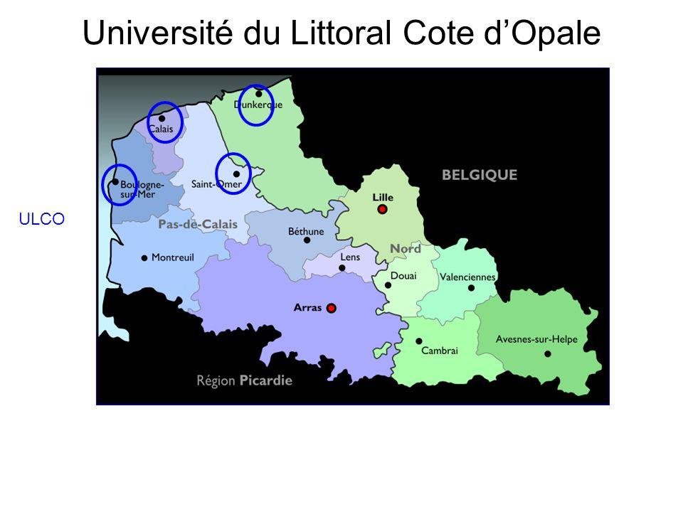 Université du Littoral Cote dOpale ULCO