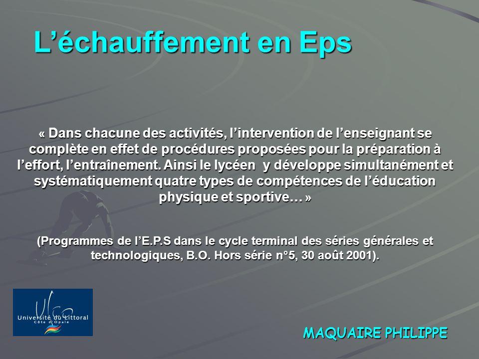 PLAN 1 Les programmes Légitimité du sujet .
