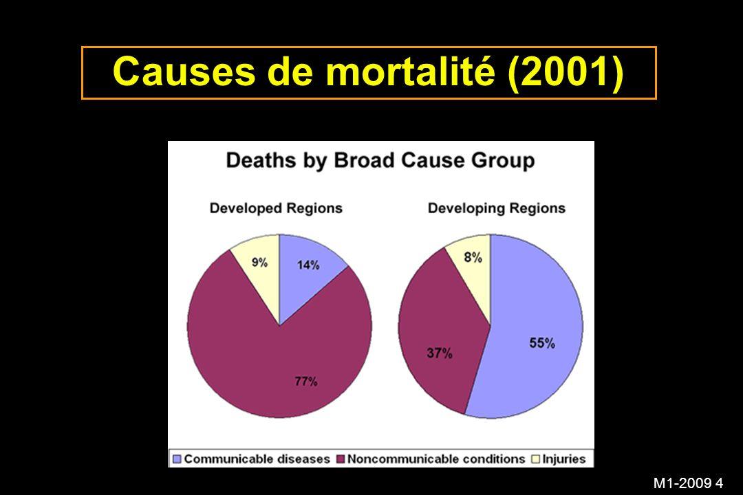 M1-2009 15 Implications de lusage des antibiotiques chez les animaux Santé de lAnimal Economie des Productions animales Santé Publique
