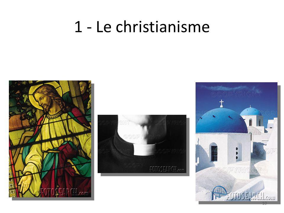 1 - Le christianisme 10