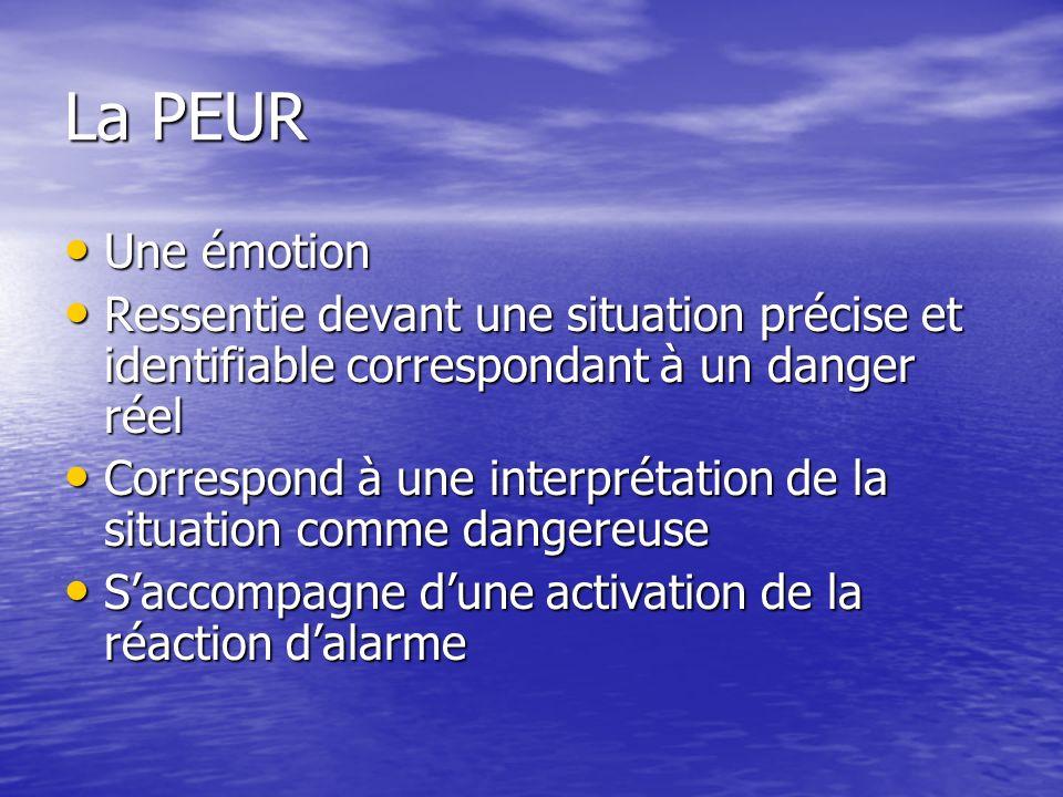DEFINITION: Lattaque de panique Période bien délimitée marquée par loccurrence soudaine dune appréhension intense, dune peur ou dune terreur souvent associées à des sensations de catastrophe imminente.
