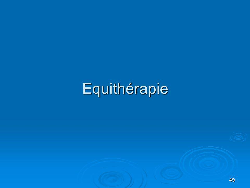 49 Equithérapie