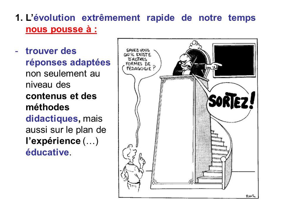 II.UN PARCOURS DE FORMATION POUR ÉDUQUER ENSEMBLE 20.