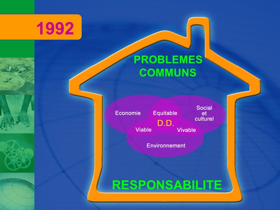 RESPONSABILITE PROBLEMES COMMUNS