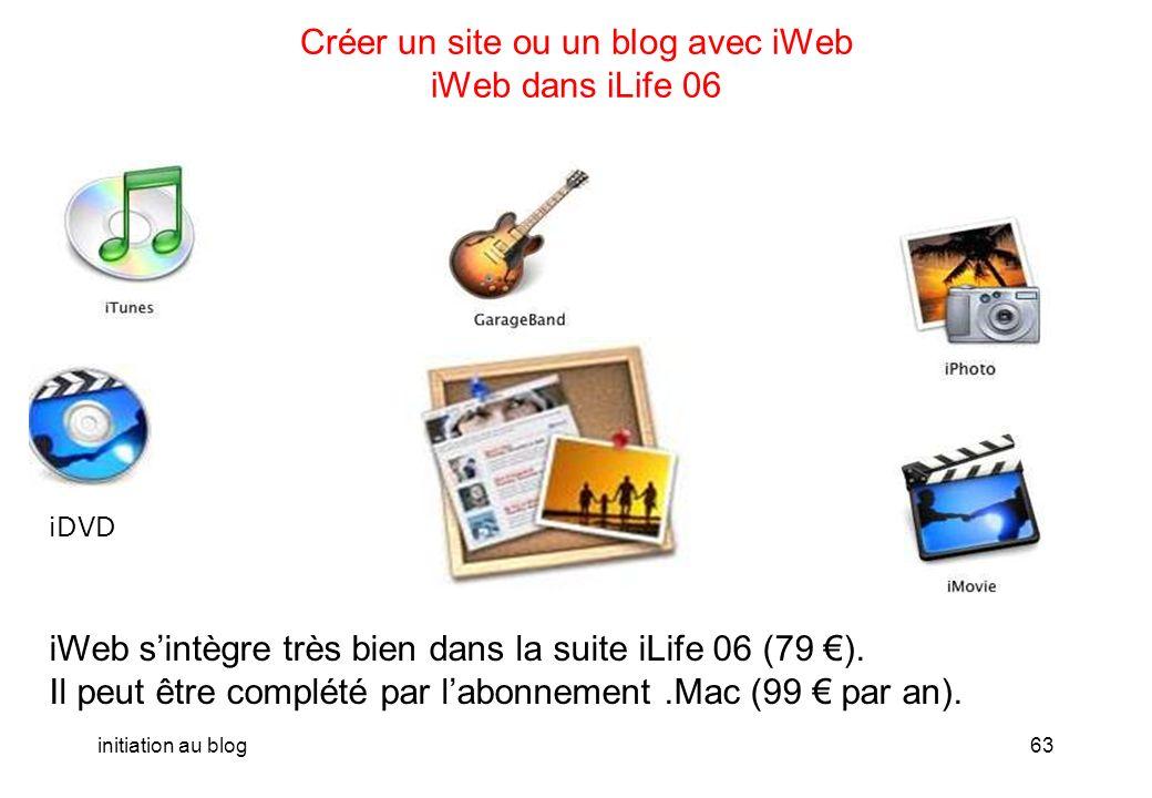 initiation au blog62 Un blog avec MSN Spaces - Ajouter des photos avec I.E. 6 (film QuickTime)