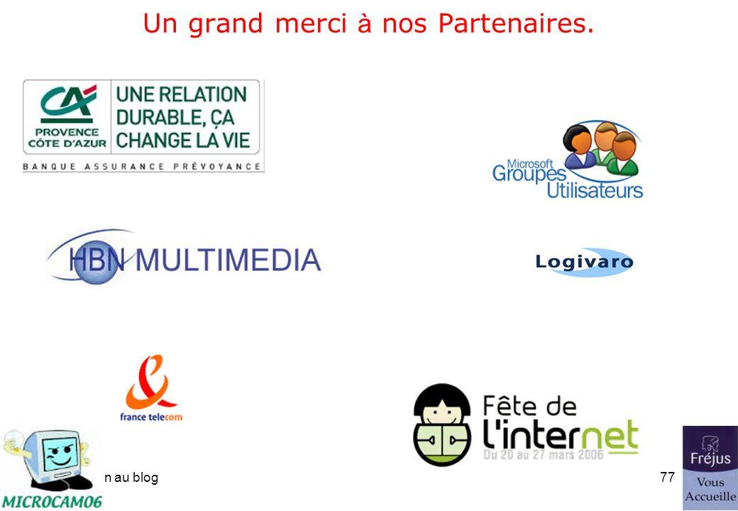 initiation au blog76 Avez-vous des questions? http://perso.wanadoo.fr/frejusva Pour mécrire passez par la page: http://www.cornil.com/ecrire.html