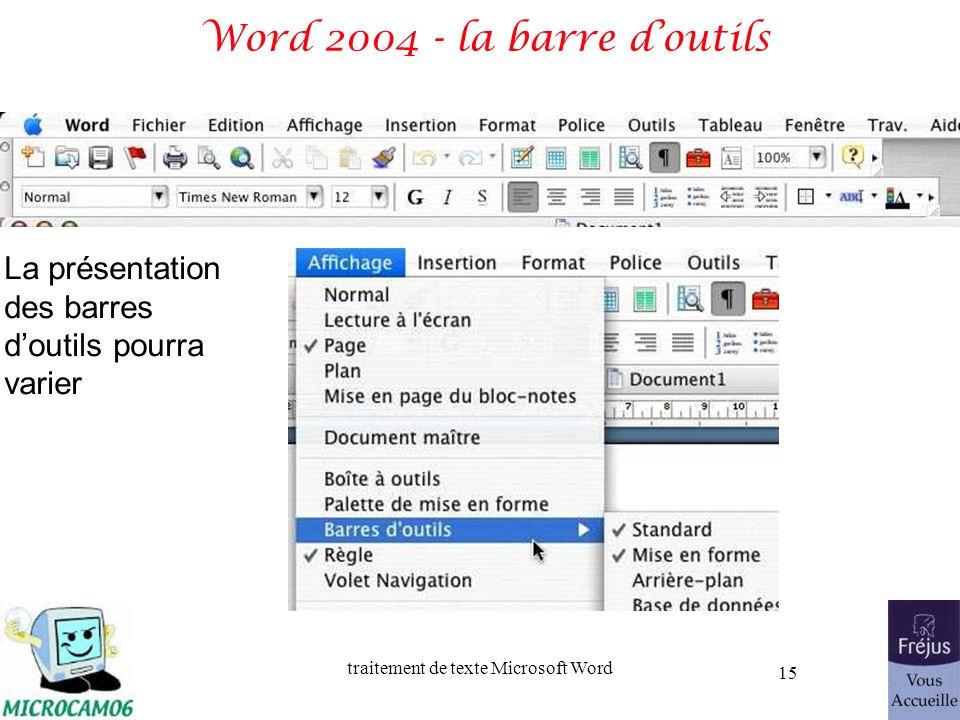 volet navigation word