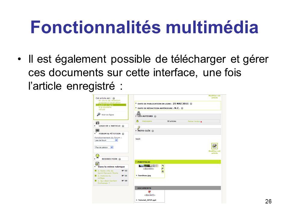 27 Information complémentaire Pour toute information complémentaire : –Se rendre sur : http://etab.ac-poitiers.fr/aide/spip.php?rubrique3